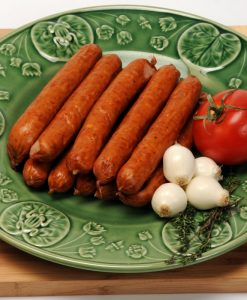 Barbeque-Polish-Sausage