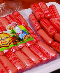 Parówki dla dzieci-prepacked