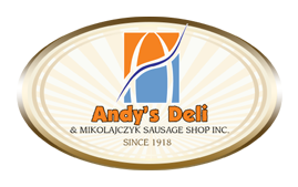 Andy's Deli Online Store