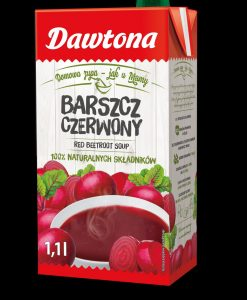 DAWTONA-RED BEETROOT SOUP