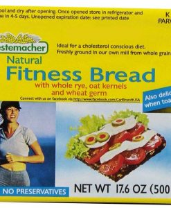 MASTEMACHER-FITNESS BREAD